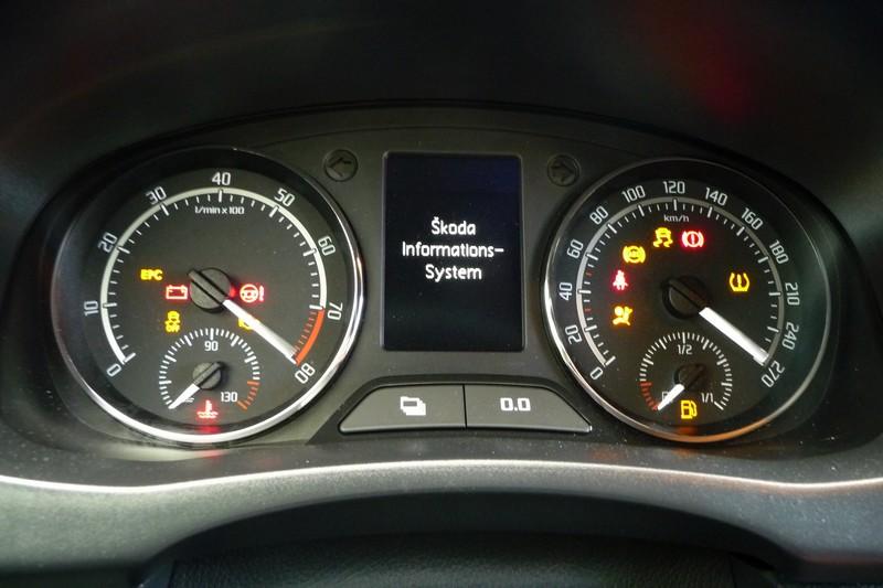 Getestet Koda Fabia Rs Motor Inside Com