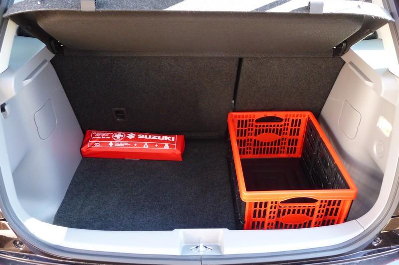 Suzuki SX4 Style Sondermodell Kofferraum