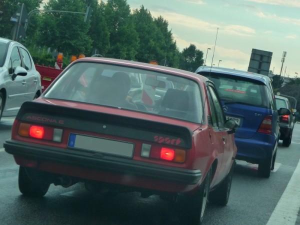 Opel Ascona B Sport - Foto 1