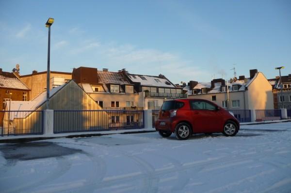 Toyota IQ 1.33 Snowcity