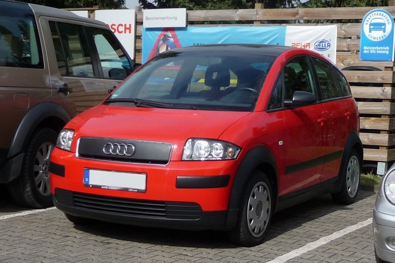 audi a2 and storms - photo #23