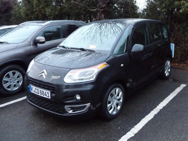 Citroën C3 Picasso LPG vorne links