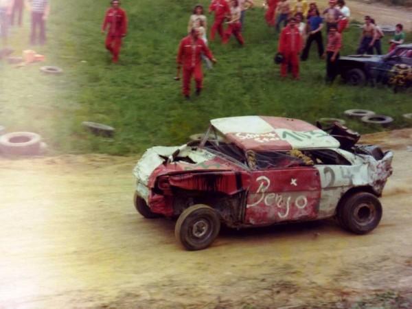 Stockcar-Rennen - der Sieger?