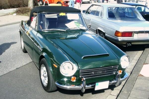 Datsun 2000 Fairlady Sports Front