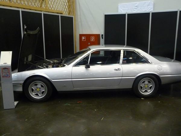 1986 Ferrari 412i Seitenansicht
