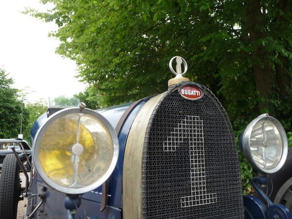 1930 Bugatti Type 35 B Front