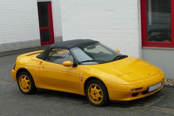 Lotus Elan M100 Front - Seite