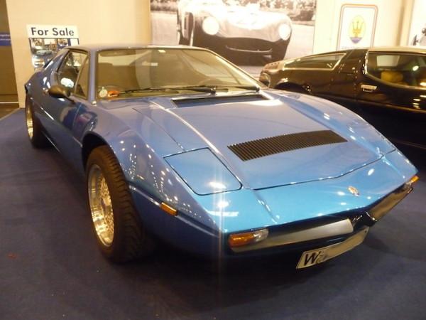 Maserati Merak SS Front