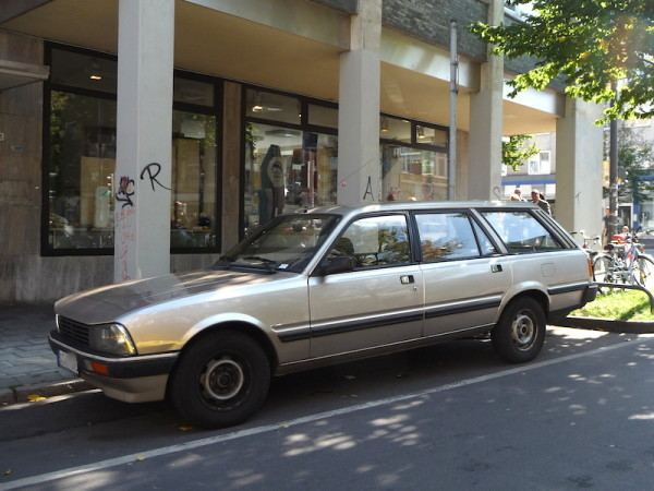 Peugeot 505 Break Kombi