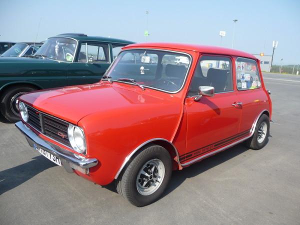 Mini 1275GT Front