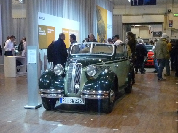 BMW 326 Kabriolett