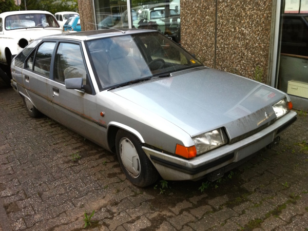Citroën BX vorne rechts
