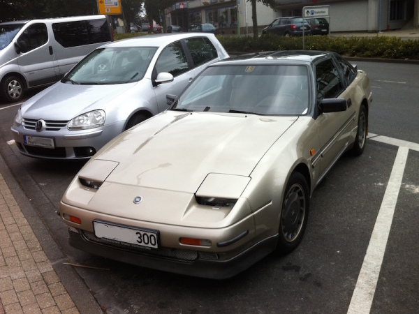 Nissan 300ZX Typ Z31 Front