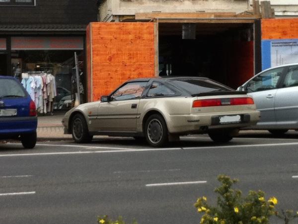 Nissan 300ZX Typ Z31 Seite