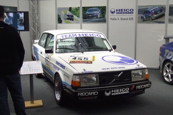 Volvo 240 Rennwagen 242