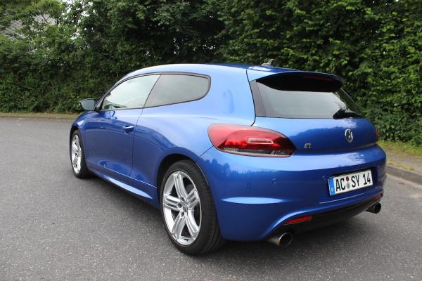 2013 VW Scirocco R hinten links