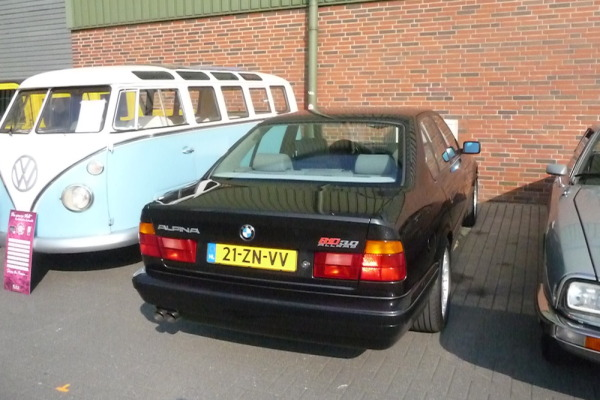 Alpina B10 3.0 Allrad BMW