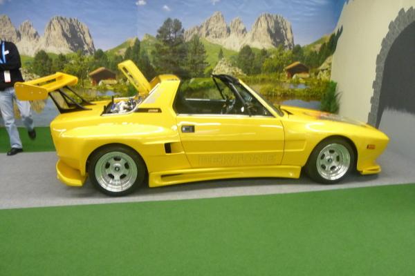 Fiat X1/9 Tuning