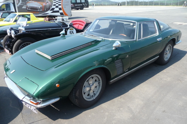 Iso Grifo Can Am Front Seite