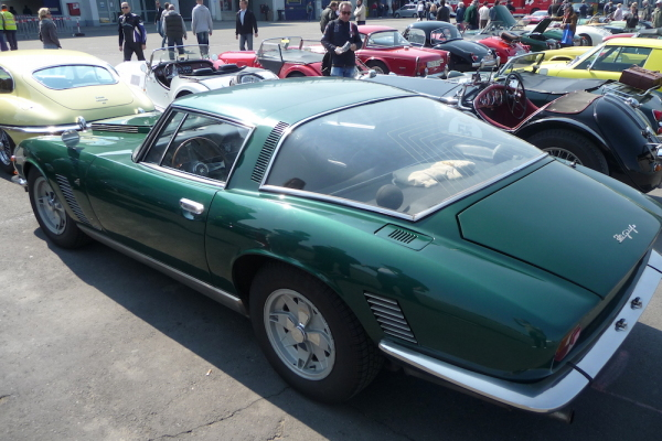 Iso Grifo Can Am hinten links