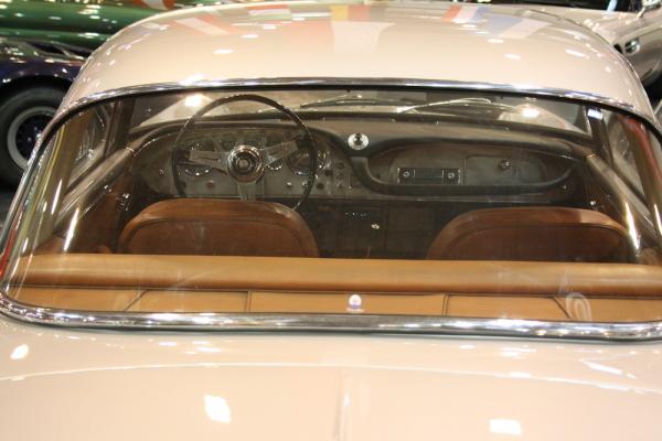 Maserati 3500 GT innen
