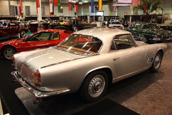 Maserati 3500 GT Seite