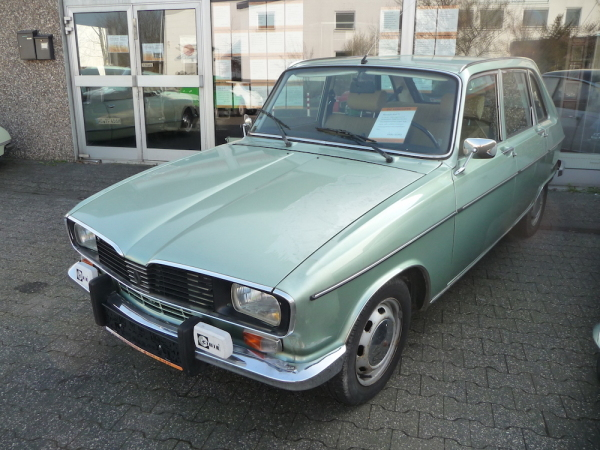 Renault R 16 TL Front Seite