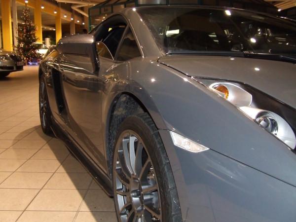 Lamborghini Gallardo Superleggera Seite