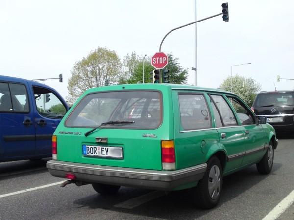 1986 Opel Rekord E Caravan