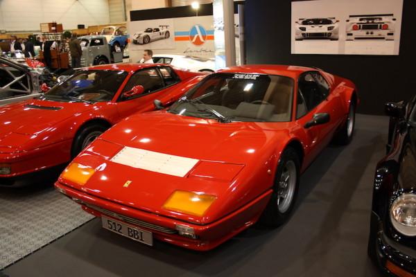 Ferrari 512 BBi Front