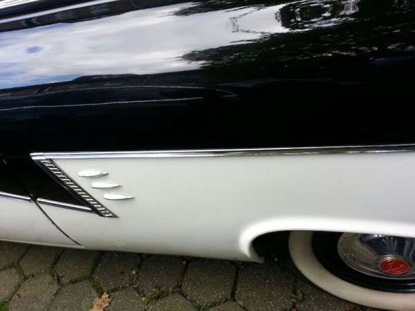Ford P2 Taunus 17M Detail