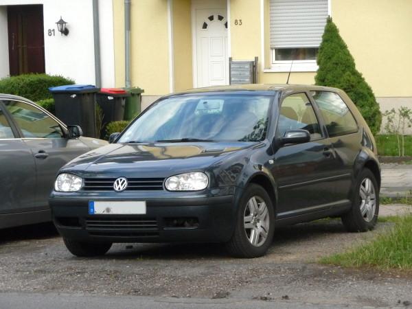 VW Golf IVDreitürer