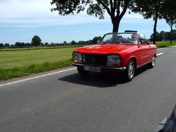 Peugeot 304 Cabriolet Front