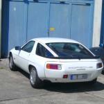 Porsche 928 S Heck